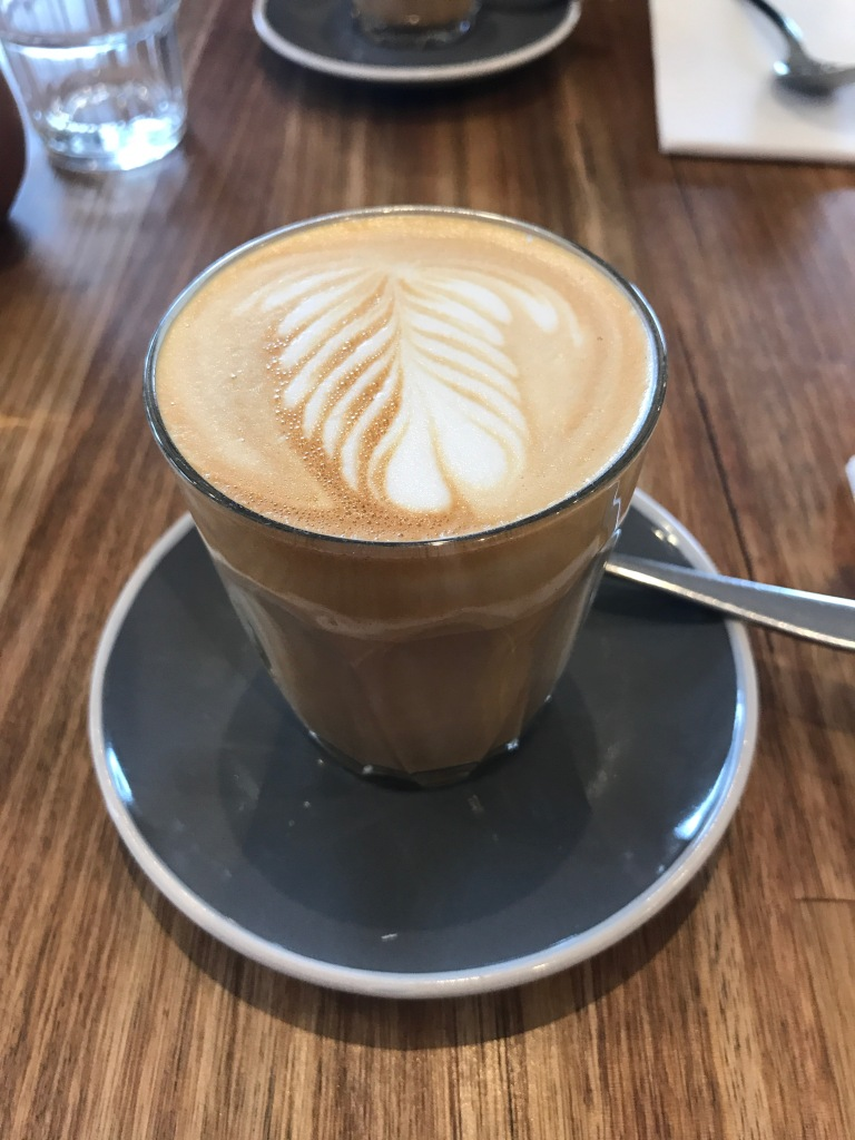 Coffee in Thornbury
